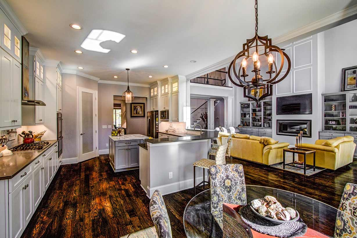 Carolina Custom Homes Renovations
