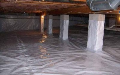 What is a sealed crawlspace and why do you recommend them?